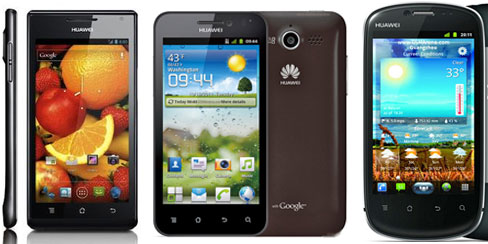 Huawei-Ascend-P1-U8860-Honor-U8850-Vision